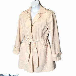 Towne Collection by London Fog Belted Trench Coat